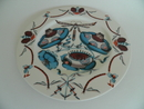 Korento Plate 22,4 cm blue SOLD OUT