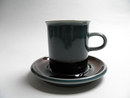 Meri Coffee Cup and Saucer Arabia SOLD OUT