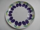Pomona Plum Salad Plate