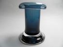 Rulla Vase blue-grey