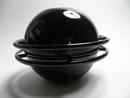 Saturnus Pot small black