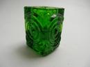 Rengas kynttilänjalka vihreä