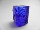 Rengas kynttilänjalka sininen Tamara Aladin