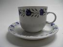 Riikka Tea Cup and Saucer Arabia