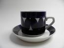 Sotka Tea Cup and Saucer Arabia
