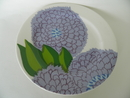 Primavera Plate lilac Iittala
