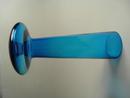 Atlas Candleholder/Vase turquoise-blue