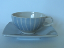 Sininen Inkivääri Tea cup and Saucer Pentik