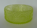 Grapponia Dessert Bowl yellow