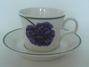 Illusia Coffee Cup and Saucer Arabia