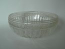 Kara Bowl clear glass