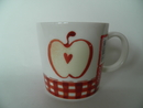 Apple Heart Mug Arabia