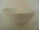 Kara small Bowl milk glass
