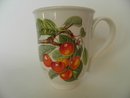 Pomona Portmeirion Mug light Cherry SOLD OUT