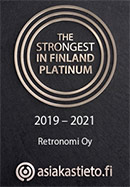 The Strongest in Finland - Retronomi Oy
